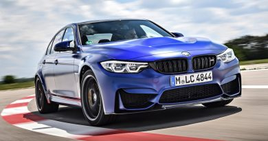 2020 BMW M3 Competition Could Come Faster Than Expected