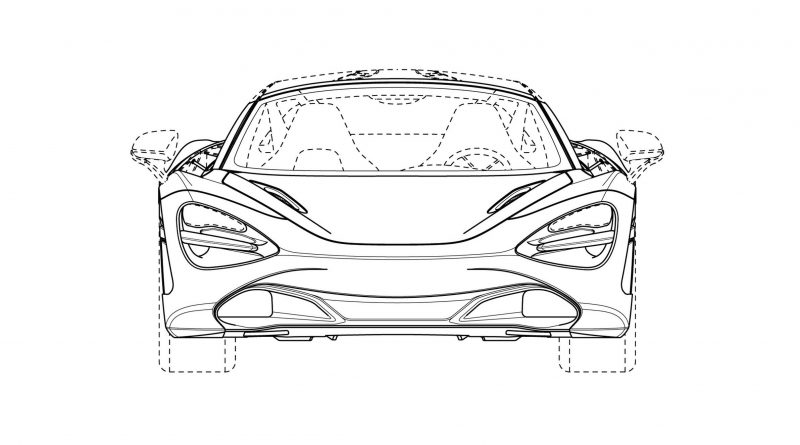 2020 McLaren 720S Spider Design Preview 8