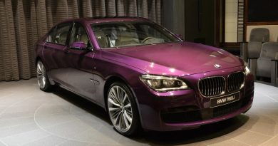 BMW 7 Series 760Li V12 Recalled Over Potential Engine Stall