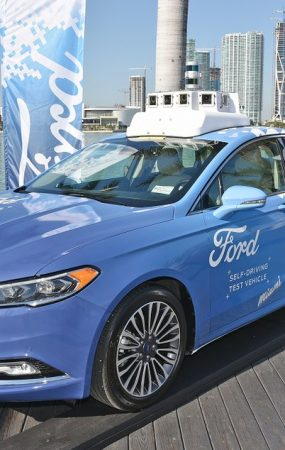 Ford Could Make Driving as Simple as Playing Game