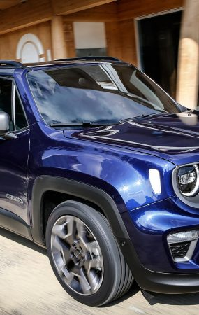 Jeep Renegade PHEV is Happening