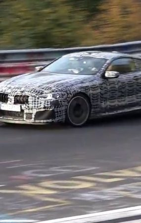 Nurburgring Spy Video Shows Multiple Prototypes from Audi, BMW, and Toyota