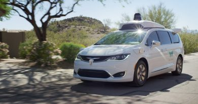 Waymo's Self-Driving Cars Clock 10 Million Miles on Public Roads