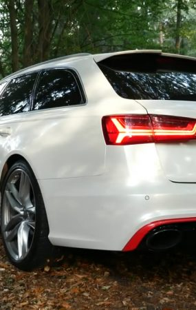 This Could be the Loudest Audi RS6