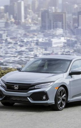 2019 Honda Civic Hatchback and Type R are Nicely Refreshed