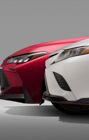 2019 Toyota Camry and Avalon Get TRD Treatment