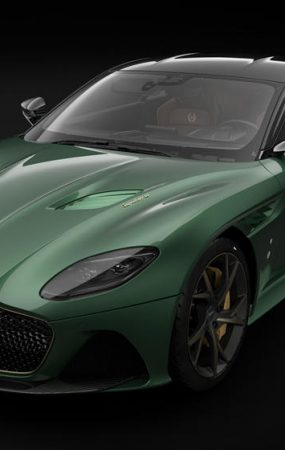 Aston Martin DBS 59 Celebrates Le Mans Win in 1959