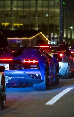 Lamborghini Day 2018 was a Great Day in Japan