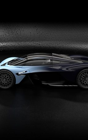 Preview: 2020 Aston Martin Valkyrie Technical Specs