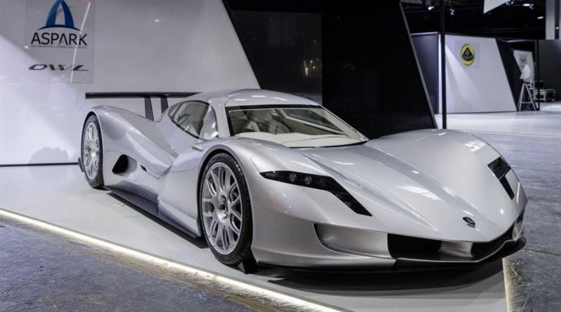 This Japanese Hypercar Can Hit 62 mph in 1.9 seconds