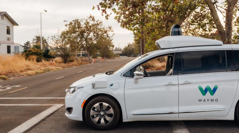 Waymo Gets OK for Testing Self-Driving Cars in California