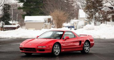1995 Acura NSX For Sale at RM Sotheby's Auction