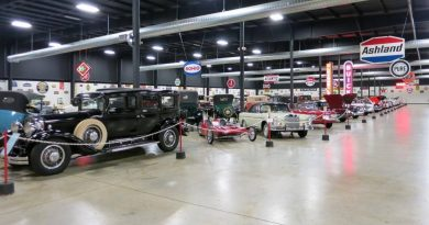 Classic Automobile Museum Closes, Historic Collection on Sale