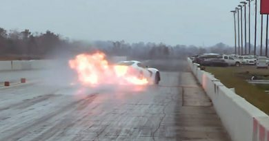Dodge Viper Drag Races Fireball Viper1
