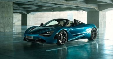 McLaren 720S Spider Breaks Cover