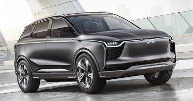 Chinese Electric U5 SUV and Nathalie Supercar to Hit Europe