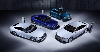 Audi Unveils Q5, A6, A7 and A8 Plug-In Hybrids