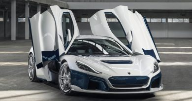 Rimac Continues to Develop C_Two, Promising More Than Just Great Performance