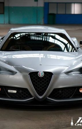 This One-Off Alfa Romeo 4C is Going Up for Sale