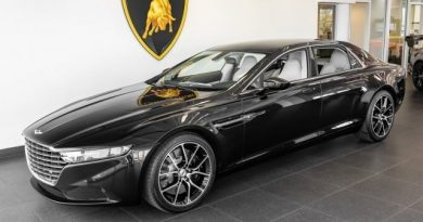 2017 Aston Martin Lagonda Taraf for Sale in the US