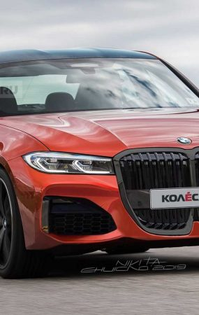 2020 BMW M3 to Feature Massive Grille?