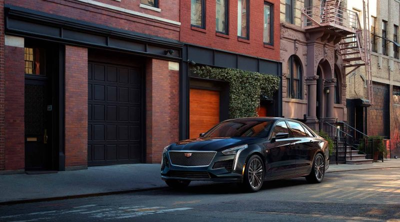 2020 Cadillac CT6 to Ditch an Engine Option