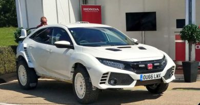 Meet the Rally Version of the Honda Civic Type R
