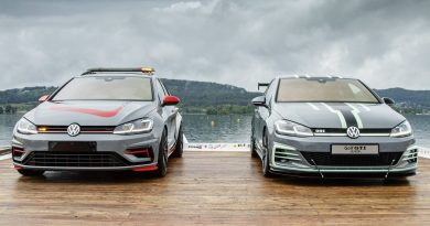 Two Cool Volkswagen Golf Concepts That Won't be Sold