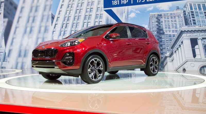 2020 Kia Sportage: A Small SUV You Might Like