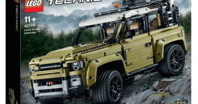 2020 Land Rover Defender Leaked in Brick Form