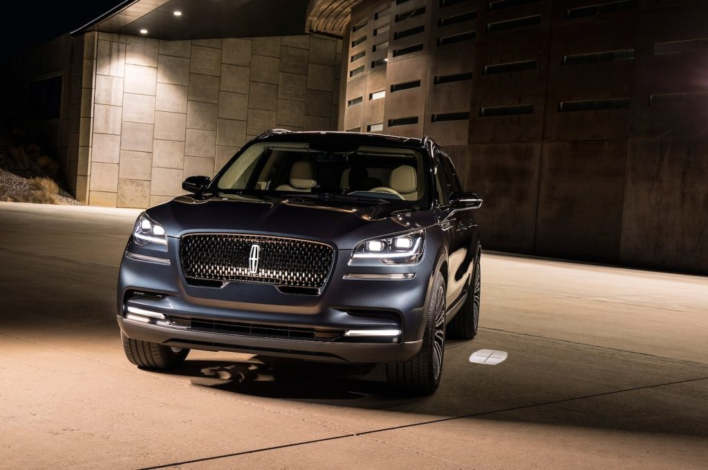 2020 Lincoln Aviator Returns Higher Highway MPG