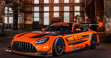 2020 Mercedes AMG GT3 is a More Durable Race Car