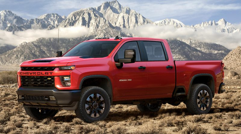 2020 Chevrolet Silverado HD Price is Lower Than Before