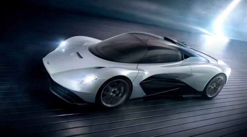 Aston Martin AM-RB 003 Hypercar is in Fact Valhalla