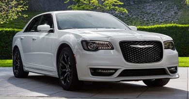 Chrysler 300 With SRT Performance Appearance Package is Happening