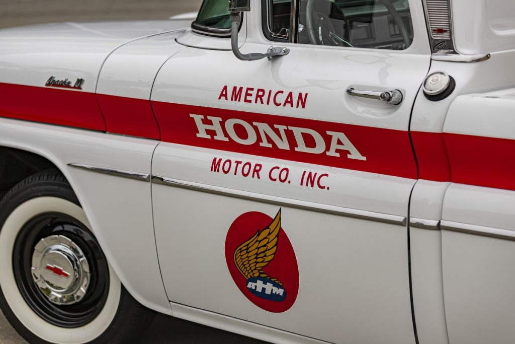 Honda Resurrects A Dead Chevy to Commemorate its Heritage