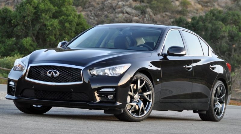 Infiniti Q50 2.0t PURE May Not Come for 2020