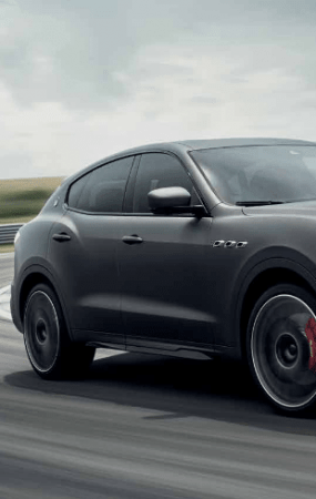 Maserati Reveals UK Pricing for Levante V8