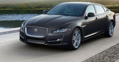 New All-Electric Jaguar XJ to Offer 470-Km Range