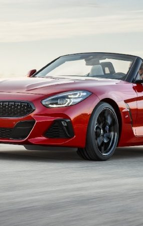 Watch 2020 BMW Z4 M40i Roadster Unleashing Its Hidden Power