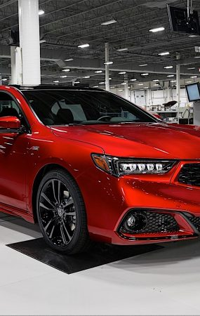 2020 Acura TLX PMC Edition Price is $50,945