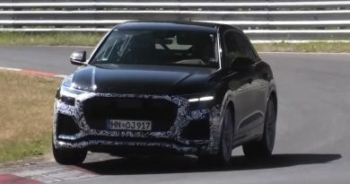 2020 Audi RS Q8 SUV Performs Beautifully at the Nurburgring