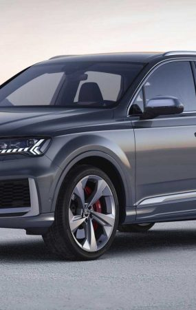 2020 Audi SQ7 TDI Has 900 Nm of Torque