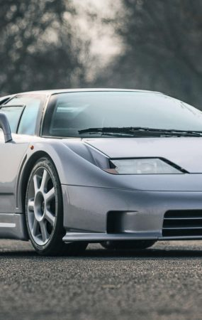 Bugatti EB110 Sport Stradale Successor to be Based on Chiron