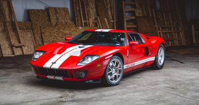Impeccable 2006 Ford GT Clocking 11.7 Miles to be Auctioned
