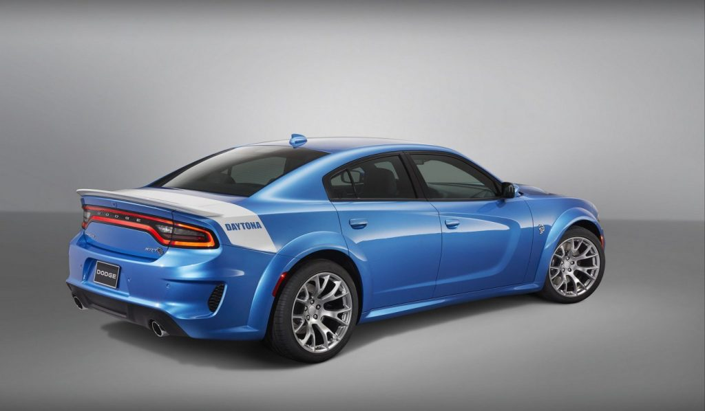 1969 Dodge Daytona Resurrected in New Form With 717 HP