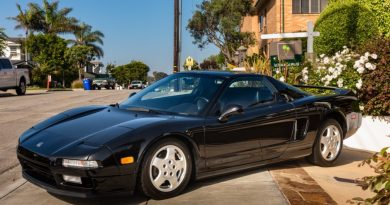 1991 Black Acura NSX for Sale in Perfect Condition