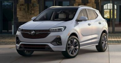 2020 Buick Encore GX Engine Will Be A Three-Cylinder Unit