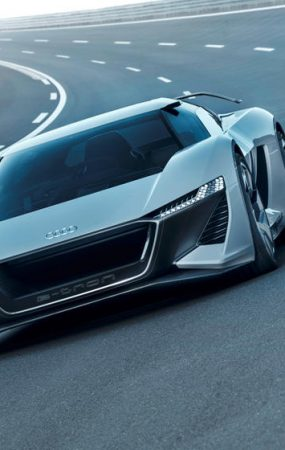 Audi's All-Electric R8 Successor to Have 950 HP