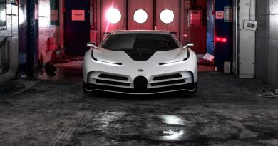Bugatti Centodieci is a Beautiful Monster That Costs $9 Million